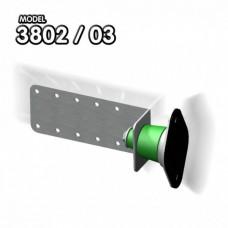 Amortizor acustic pentru perete (brida acustica)